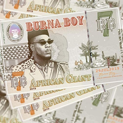 Burna Boy: African Giant