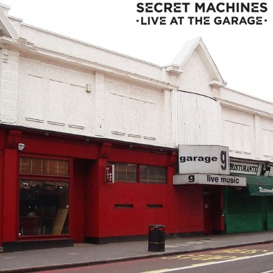 Secret Machines: Live At The Garage