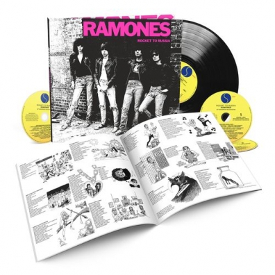 Ramones (Рамоунз): Rocket To Russia (40Th Anniversary)