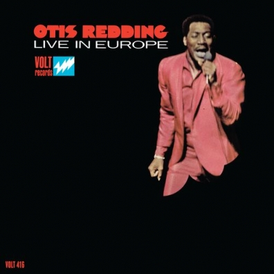 Otis Redding (Отис Реддинг): Live In Europe (50Th Anniversary)