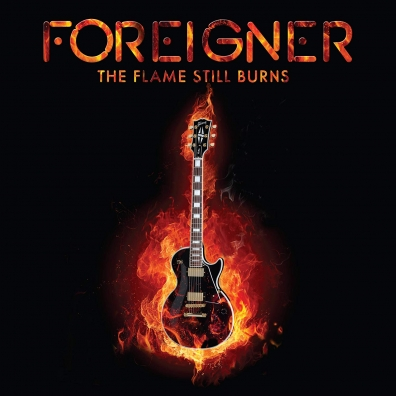 Foreigner (Форейне): The Flame Still Burns