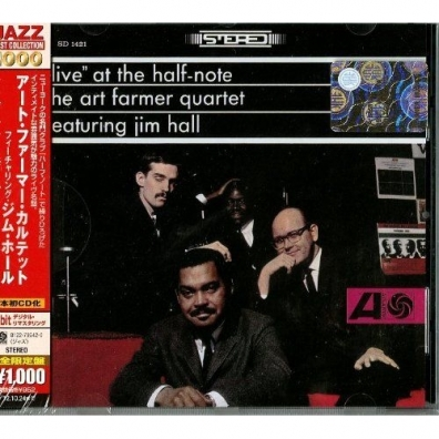 The Art Farmer Quartet (Зе Арт Фармер): Live At The Half-Note