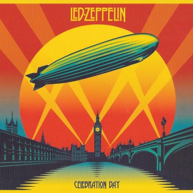 Led Zeppelin (Лед Зепелинг): Celebration Day