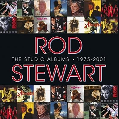 Rod Stewart (Род Стюарт): The Studio Albums 1975-2001