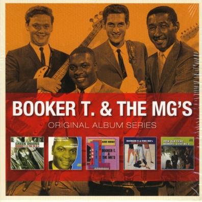 Booker T. & The MG's: Original Album Series