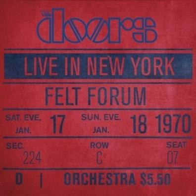 The Doors (Зе Дорс): Live In New York