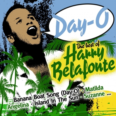 Harry Belafonte (Гарри Белафонте): The Best Of Harry Belafonte