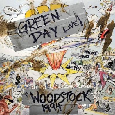 Green Day (Грин Дей): Woodstock 1994 (RSD2019)