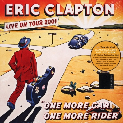 Eric Clapton (Эрик Клэптон): One More Car, One More Rider  (RSD2019)