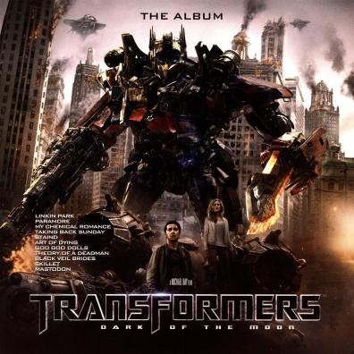Transformers: Dark Of The Moon - The Album (RSD2019)