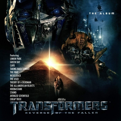 Transformers: Revenge Of The Fallen - The Album (RSD2019)