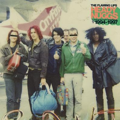 The Flaming Lips (Зе Фламинг Липс): Heady Nuggs 20 Years After Clouds Taste Metallic 1994-1997