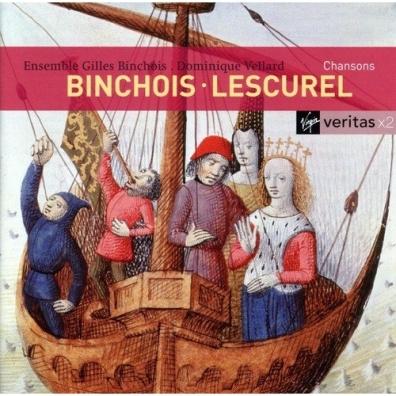 Ensemble Gilles Binchois (Ансембле Гиллес Бинчоис): Chansons, Ballades, Virelais Et