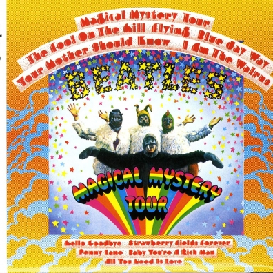 The Beatles (Битлз): Magical Mystery Tour