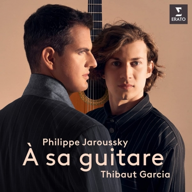Philippe Jaroussky (Филипп Жарусски): A Sa Guitare