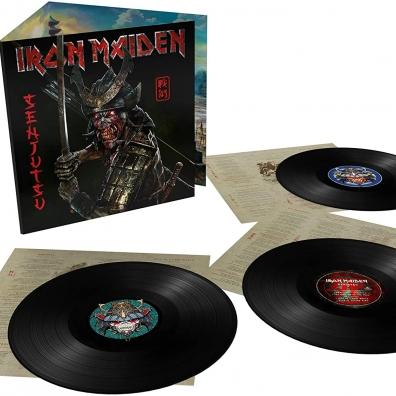Iron Maiden (Айрон Мейден): Senjutsu