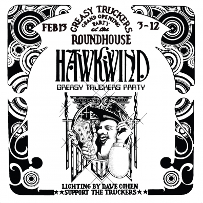 Hawkwind (Хавквинд): Greasy Truckers Party (RSD2021)