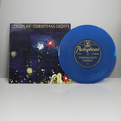 Coldplay (Колдплей): Christmas Lights
