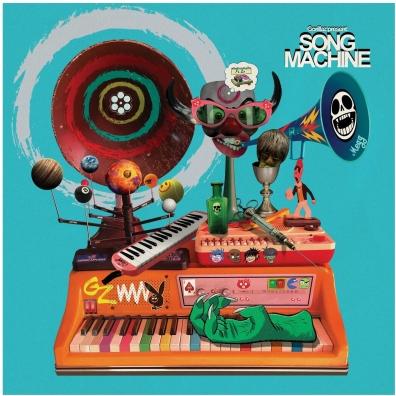 Gorillaz (Гориллаз): Gorillaz Presents Song Machine, Season 1