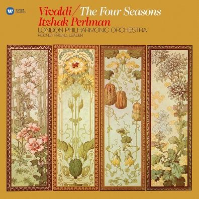 Itzhak Perlman (Ицхак Перлман): Vivaldi: The Four Seasons