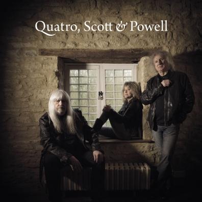 Scott & Powell Quatro: Quatro Scott & Powell (RSD2020)