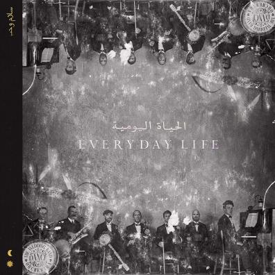 Coldplay (Колдплей): Everyday Life