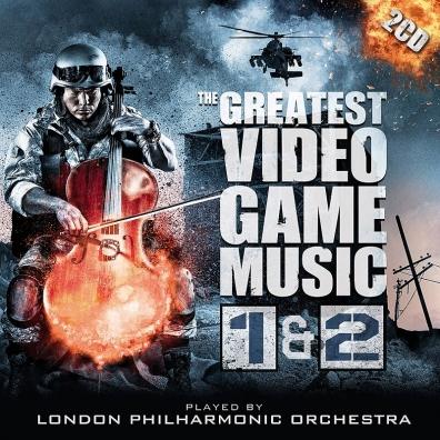 London Philharmonic Orchestra (Лондонский Филармонический Оркестр): The Greatest Video Game Music