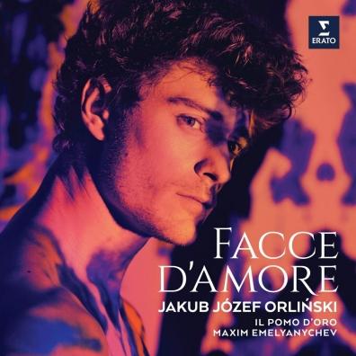 Jakub Jozef Orlinski (Якуб Юзеф Орлинский): Facce D'Amore