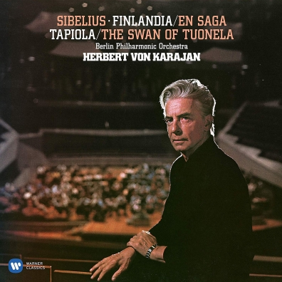 Herbert von Karajan (Герберт фон Караян): Sibelius: Finlandia. Karelia. En Saga. Valse Triste