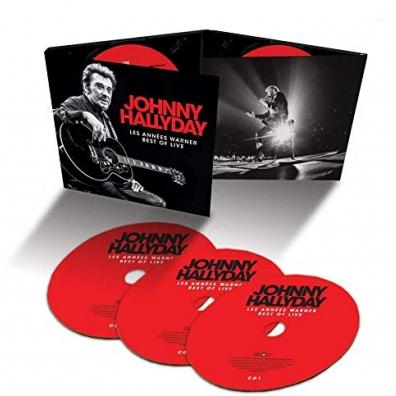 Johnny Hallyday (Джонни Холлидей): Best Of 3Cd