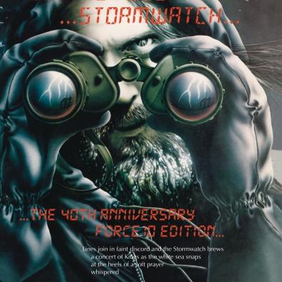 Jethro Tull (ДжетроТалл): Stormwatch (The 40Th Anniversary Force 10 Edition)