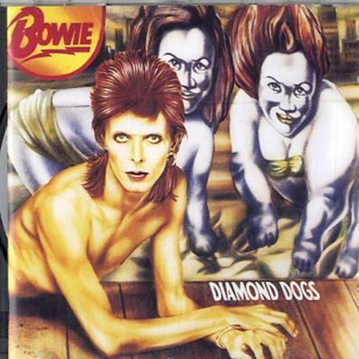 David Bowie (Дэвид Боуи): Diamond Dogs (45Th Anniversary)