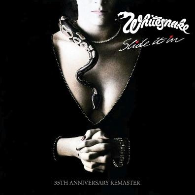 Whitesnake (Вайтснейк): Slide It In (35Th Anniversary)
