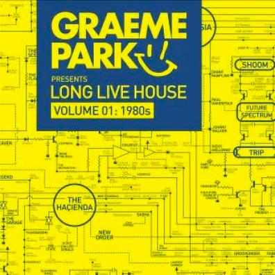 Graeme Park (Грэм Парк): Graeme Park Presents Long Live House Volume 1: 1980