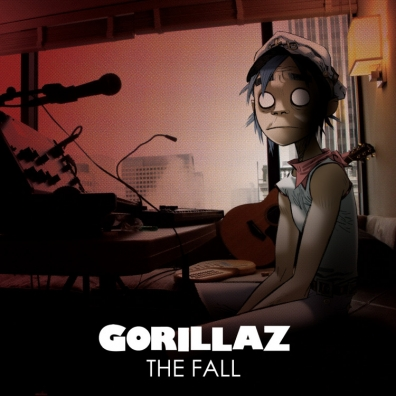 Gorillaz (Гориллаз): The Fall (RSD2019)