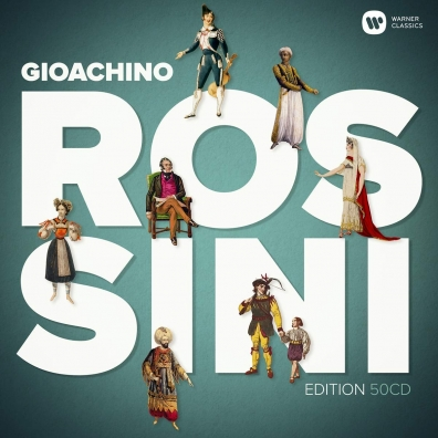 Gioachino Rossini (Джоаккино Россини): Rossini Edition 2018