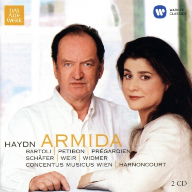 Joseph Haydn (Йозеф Гайдн): Armida