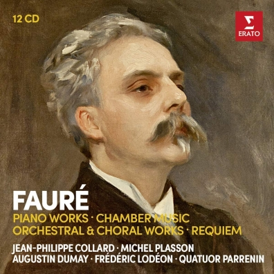 Gabriel Faure (Габриэль Форе): Piano Works, Chamber Music, Orchestral Works, Requiem