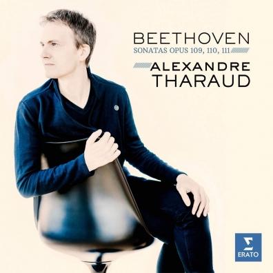 Alexandre Tharaud (Александр Таро): Sonatas 30, 31, 32