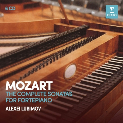 Wolfgang Amadeus Mozart: Complete Sonatas For Fortepiano