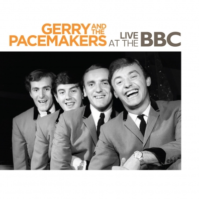 Gerry & The Pacemakers (Джери и Зе Пейсмакерс): Live At The Bbc