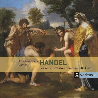 Georg Friedrich Händel (Георг Фридрих Гендель): Arcadian Duets / Lamenti
