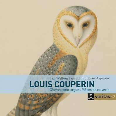 Louis Couperin (Луи Куперен): Harpsichord & Organ Works