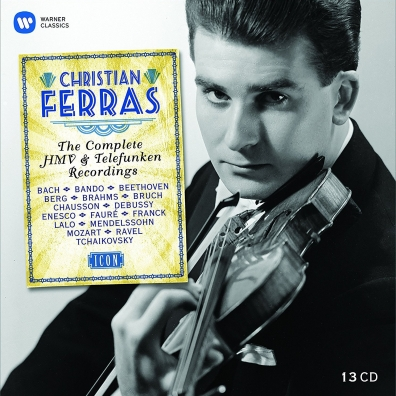 Christian Ferras: Icon - The Complete Hmv & Telefunken Recordings