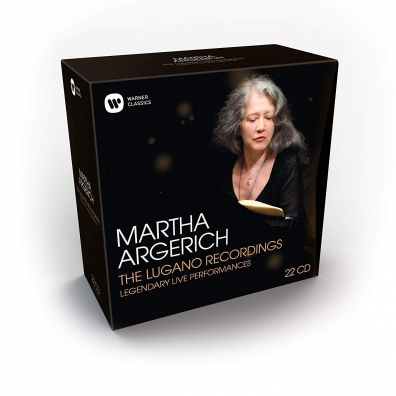 Martha Argerich -  The Lugano Recordings 2002-2016