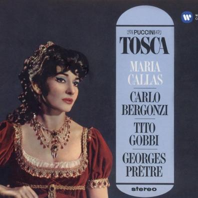Giacomo Puccini (Джакомо Пуччини): Tosca (1965)