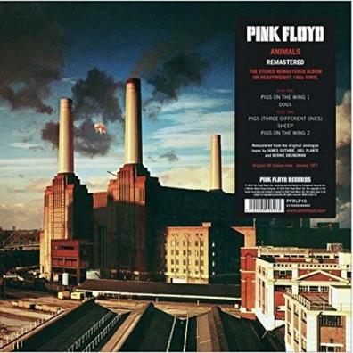 Pink Floyd (Пинк Флойд): Animals