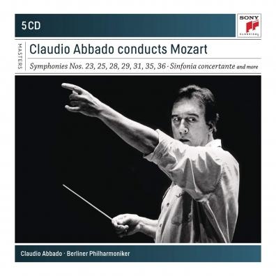 Wolfgang Amadeus Mozart: Claudio Abbado Conducts Mozart