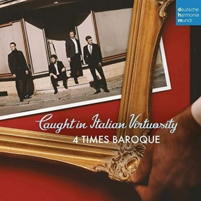 Caught In Italian Virtuosity -  Sonatas And Concertos By Corelli, Prowo, Vivaldi, Handel