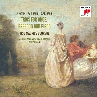Joseph Haydn (Йозеф Гайдн): Trios For Oboe, Bassoon & Piano
